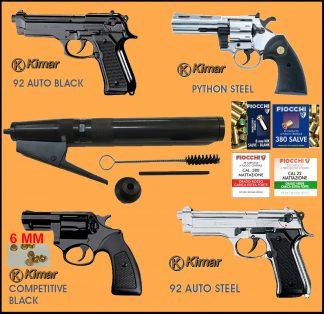Armi a Salve + Colpi a Salve