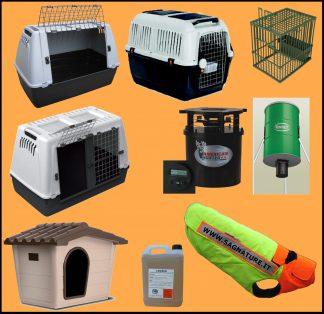 Box Trasporto Animali e Prodotti per Animali