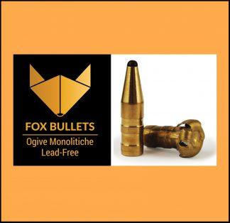 Ogive Monolitiche Fox Bullet